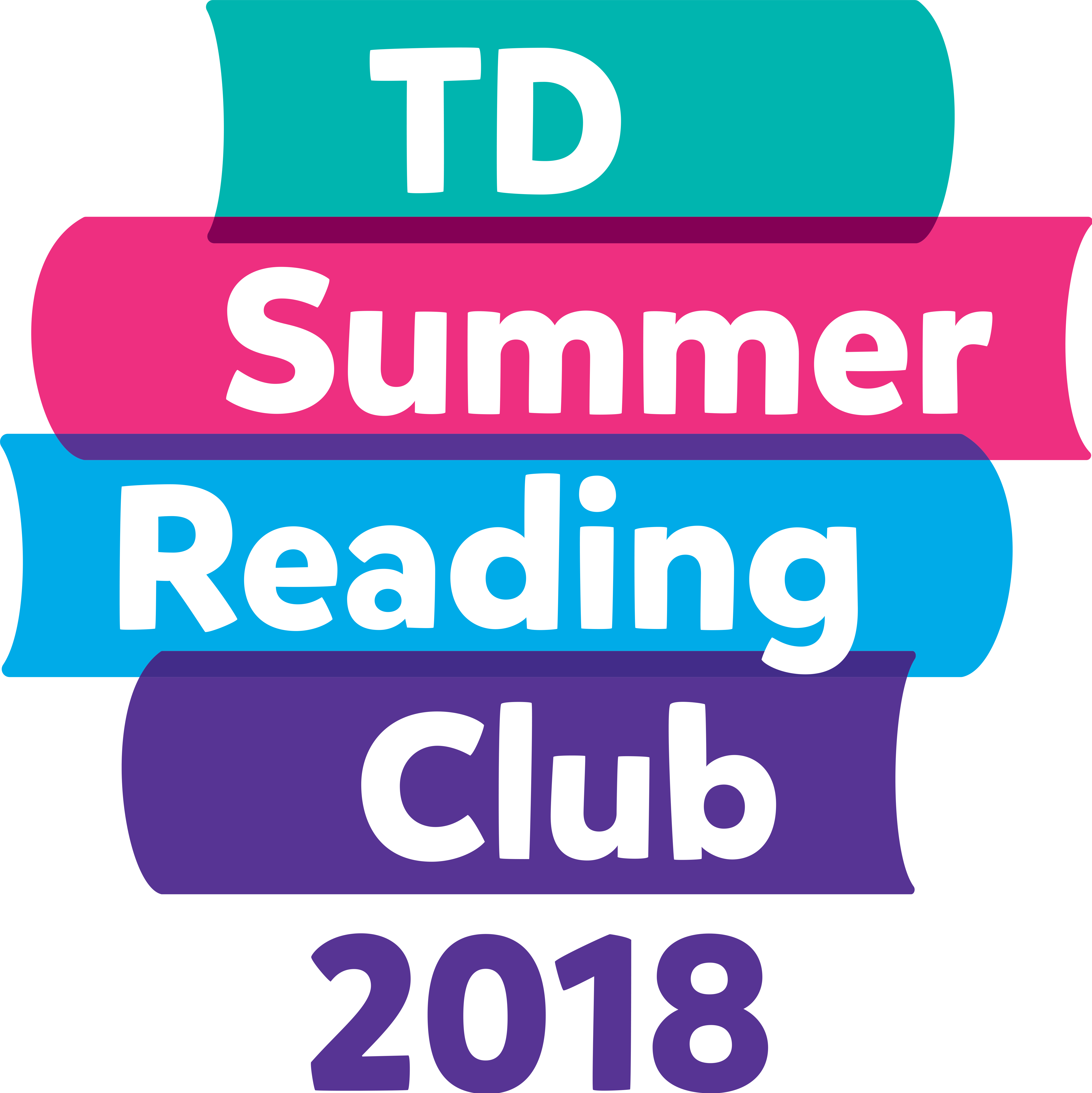 td bank summer reading form 2018